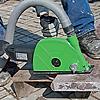 Система для резки и шлифовки Eibenstock ETR 230 в применении